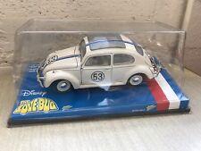 Vintage Disney Herbie The Love Bug Diecast 1/18 Johnny Lightning