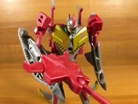Starscream Transformers Prime Beast Hunters Commander Class Complete