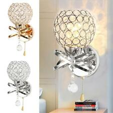 LED Lámpara de pared  cristal Espejo de baño Lámpara de aplique de luz frontal