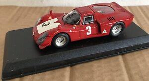 Model Best, Alfa Romeo 33.2 Imola 1968 Vaccarella / Veccoli, 5915701