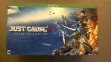 Just Cause 3: Collector's Edition (Microsoft Xbox One, 2015) Factory Sealed!