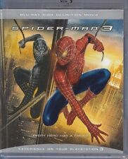 Spider-Man 3 blu-ray 2007 Marvel Tobey Maguire James Franco