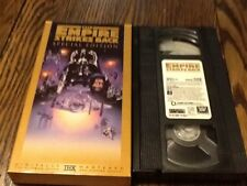 The Empire Strikes Back (Vhs, 1997, Special Edition) Used Sci-Fi Space Adventure