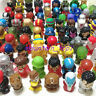 50Pcs Random Ooshies Marvel /TMNT/DC/Disney/wwe Figure Toy - incl. Limited Gold