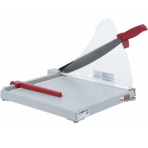 NEW GBC 1044 Paper Cutter Guillotine A3 A4 Plastic Base Trimmer
