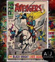 Avengers #48 VG 4.0 (Marvel)