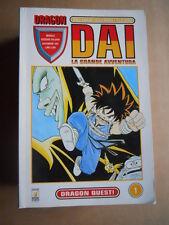Dragon Quest DAI La Grande Avventura n°1 ed. Star Comics    [G394B]