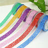 Self-Adhesive Acrylic Rhinestones Stick On Scrapbooking Craft Sticker Tape New