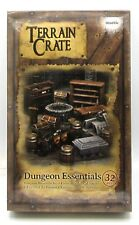 Terrain Crate MGTC103 Dungeon Essentials (32 Pieces) Mantic Games Scenery Set