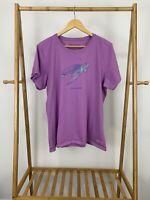 Life Is Good Women's Sea Turtle Short Sleeve Crusher T-Shirt Size XL