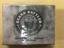 Beard Comb Double Damage Control Sandalwood Comb for Beard (NEW)