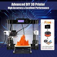 Anet A8 Upgrade Auto Leveling Desktop 3D Printer Reprap i3 DIY Kit 220*220*240mm