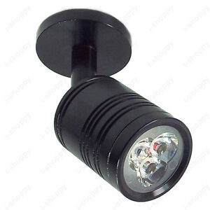 3W LED Ceiling Light Picture Lamp Fixture Rotatable Spotlight Super Market Hotel