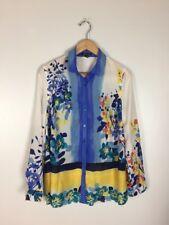 Rafaella Studio Floral Shirt, Size L