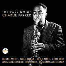 The Passion Of Charlie Parker - Various Artists (NEW CD)