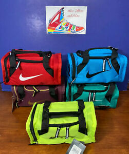 RARE!! Nike Deluxe Mini Duffle Style Insulated Tote Lunch Box 9A2591 / 9A2734