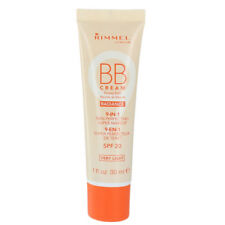 RIMMEL RADIANCE 9-IN-1 BB CREAM SKIN PERFECTING MAKE-UP - VERY LIGHT