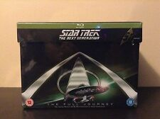 Star Trek: The Next Generation - Season 1-7 [Blu-ray] *BRAND NEW*