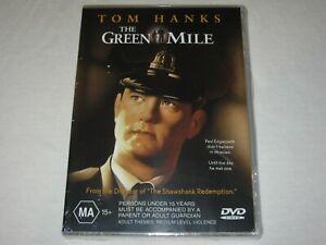 The Green Mile - Tom Hanks - Brand New & Sealed - Region 4 - DVD
