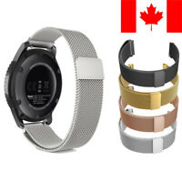 MILANESE LOOP BAND WITH MAGNETIC CLASP FOR SAMSUNG GALAXY WATCH 46MM / GEAR S3