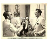 F115 Victor Mature Martin Balsam Peter Sellers After the Fox 1966 vintage photo