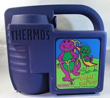 Lunch Box with Barney and Baby Bop 1992