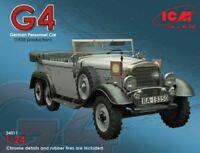 ICM 1:24 scale model kit - Typ G4 (1935 Prod) German Personnel Car  ICM24011