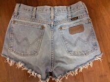 Wrangler vintage high waisted shorts Sz 6/8