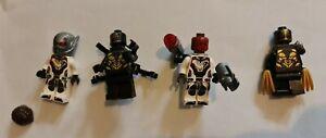 LEGO Avengers Endgame 4 Piece Authentic Minifigure Lot War Machine Ant Man