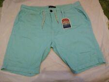 cedarwood state light blue shorts size 38