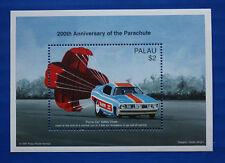 Palau (#425) 1997 200th Anniversary of the Parachute MNH minisheet
