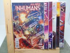 All-New Inhumans #4, 5, 6, 7, 8 & 9  Marvel Comics CB5358