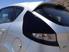 11-13 Fiesta PreCut Dark Smoke Tail Light Overlays. Premium vinyl tint covers