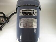 NOP Trochoid Pump 25P400-208EVB-081 also Daikin SBAKZ-009 for Chiller AKZ149