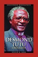 Desmond Tutu: A Biography (Paperback or Softback)