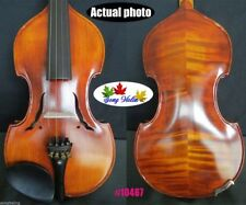 Baroque style professional concert solo 4/4 SONG Brand violin #10467