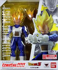 Dragonball Z ~ S.H. Figuarts ~ Super Saiyan Vegeta Ver. 2 Action Figure ~ Bandai