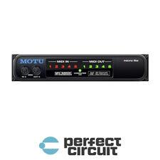 MOTU MicroLite Micro Lite USB MIDI INTERFACE - NEW - PERFECT CIRCUIT