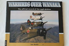 New Zealand Warbirds over Wanaka Official Record of 1998 Airshow Reference Book