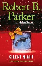 Silent Night: A Spenser Holiday Novel by Robert B. Parker, Helen Brann