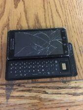 Motorola Droid A855 - Black (Verizon) Smartphone W/ Keyboard And Camera Phone