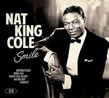 Nat King Cole - Smile (2017)  2CD  NEW/SEALED  SPEEDYPOST