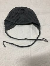 Baby beanie hat Gray Holiday Gift