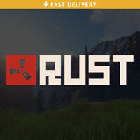 RUST / Steam / REGION FREE / 0 HOURS PLAYED