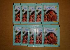 PANINI - VAIANA -  10 Pochettes Neuves
