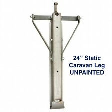 "NEW 24"" UNPAINTED Static Caravan Leg"