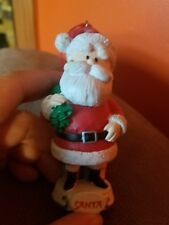1999 Rudolph's Santa Ornament Midwest of Cannon Falls