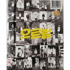 EXO - [XOXO] KISS KOREA Ver 1st Album Repackage CD+Photo Book K-POP Sealed