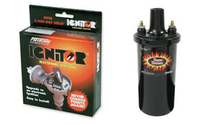 Pertronix Ignitor+Coil Chrysler/Dodge 6cyl w/Autolite Distributor 12v NEG 35-50