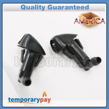 OEM 2X Windshield Wiper Water Spray Jet Washer Nozzle for 2003-2007 HONDA ACCORD
